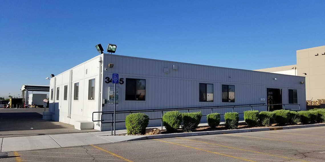 Mobile Office Trailers For Rent In Las Vegas Nv Willscot