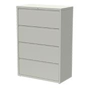 tall drawer lateral filing cabinet