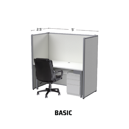 Basic Cubicle Package