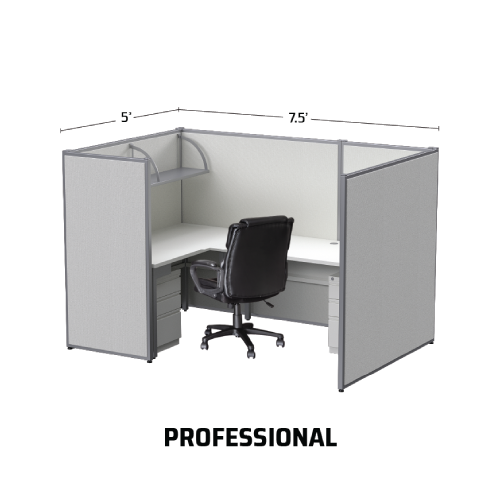 Professional Cubicle Package