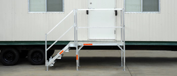 Portable Office & Storage Trailer Rentals in East Houston