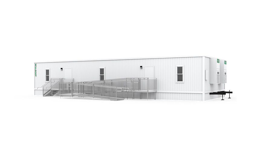 60' x 24' Modular Office Trailer – WillScot