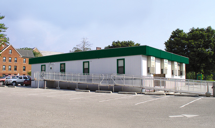 Modular Office Building