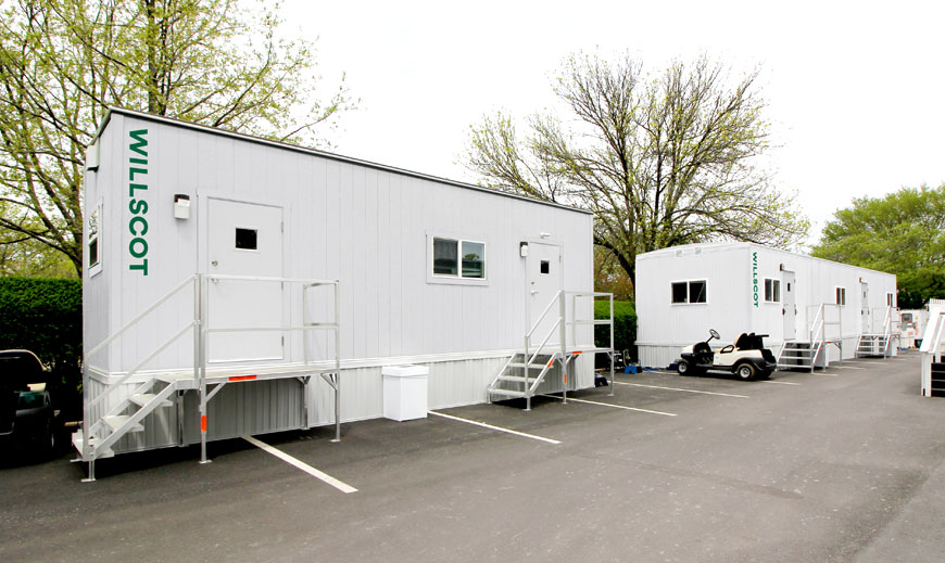 Rent Office Trailers and Portable Offices from WillScot