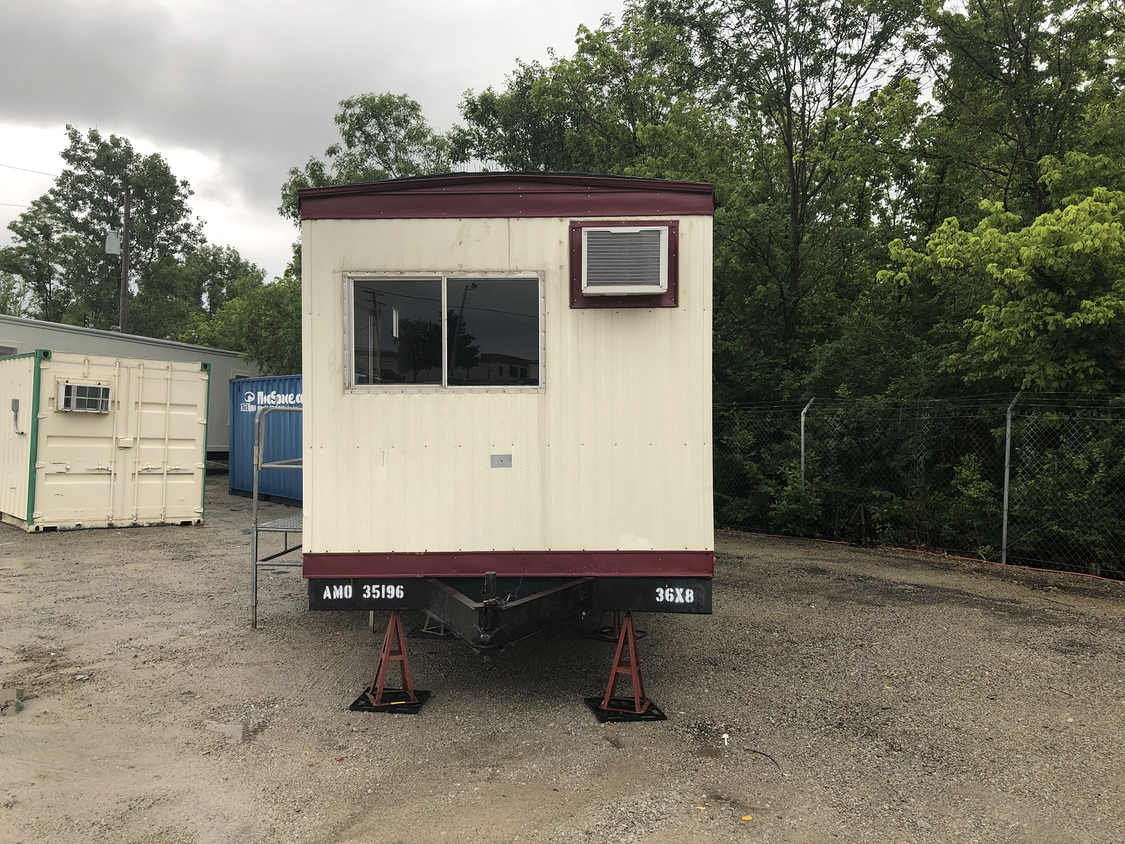 36'x8' used mobile office for sale in Louisville, KY - AMO-351961-9