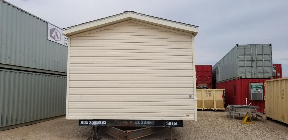 48x14 Used Bunkhouse/Mobile Office for sale in Lubbock, TX - MDS-2090223-1