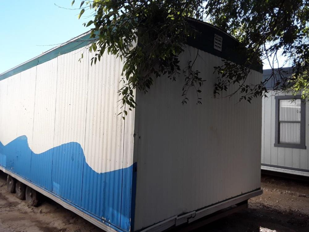 54'x12' Toilet / Shower Trailer for sale in San Antonio, TX - AMT-06810 - 11